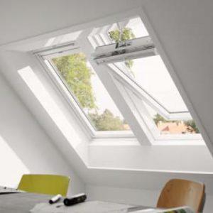 Finestre per tetti VELUX con Apertura a BILICO