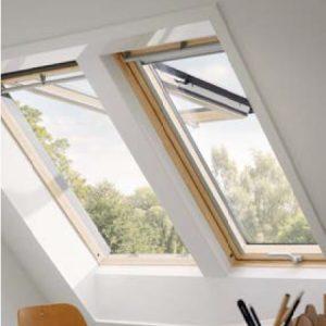 Finestra per tetti con Apertura a Wasistas